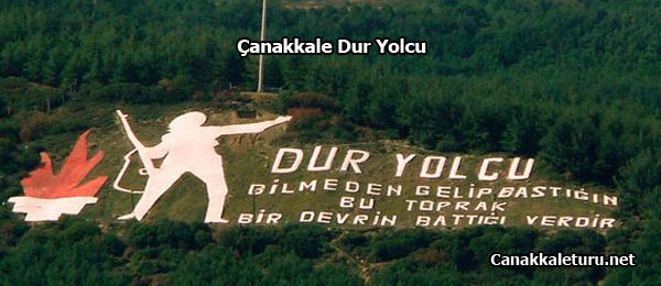 """Çanakkale Şehitlik Turu"
